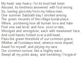 poemForgiveness